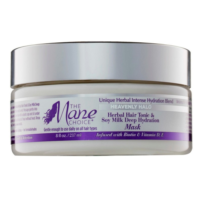 Heavenly Halo Herbal Hair Tonic Hydration Mask