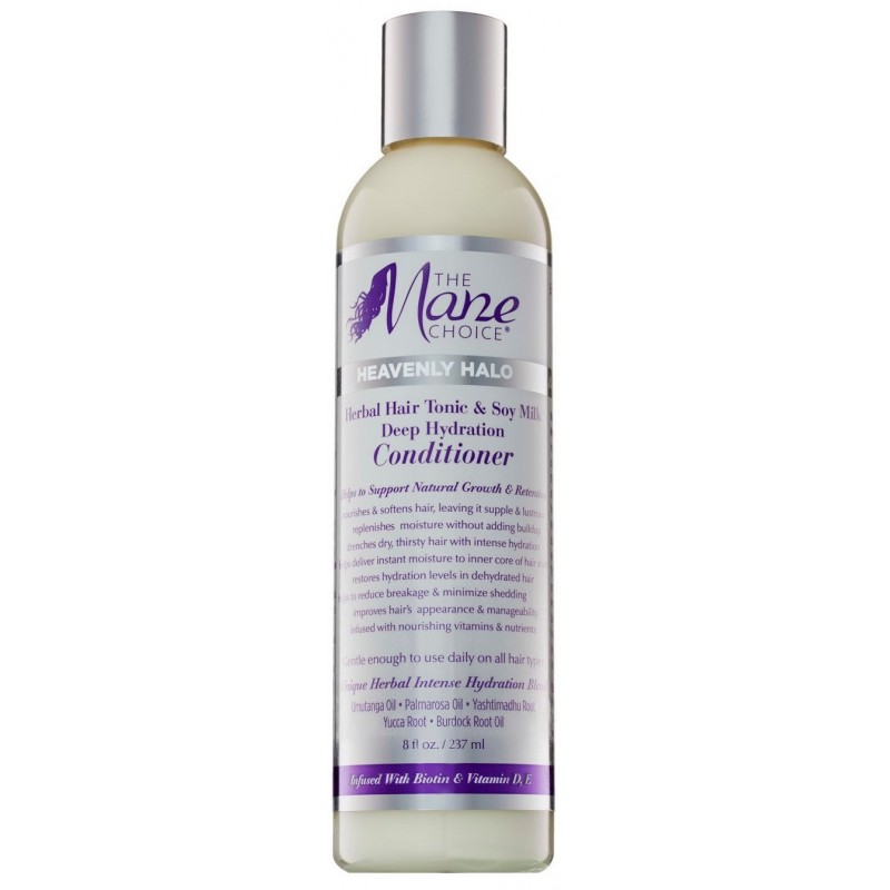 Heavenly Halo Herbal Hair Tonic Hydration Conditionner