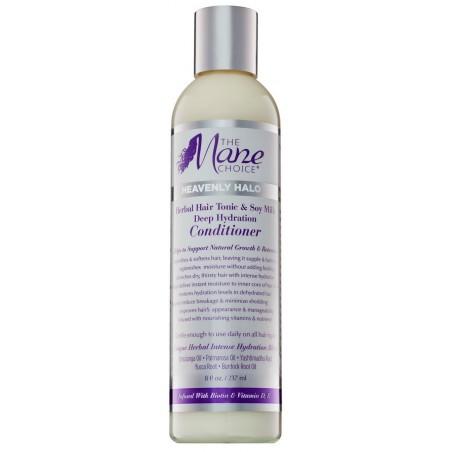 Heavenly Halo - Après-shampoing Hydratant aux Herbes & Lait de Soja