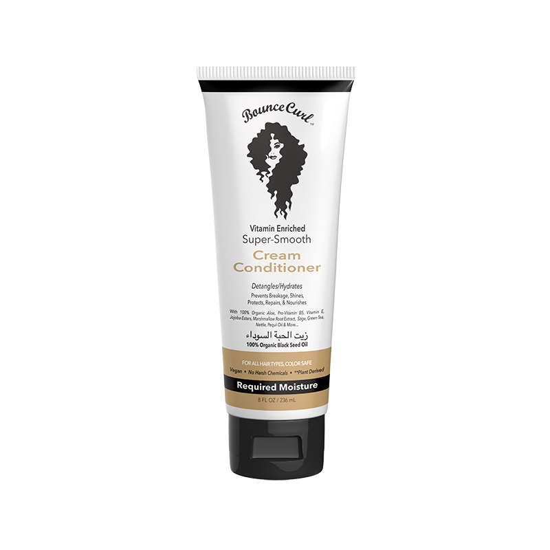 Super-Smooth Cream Conditioner - Bounce Curl - 236ml