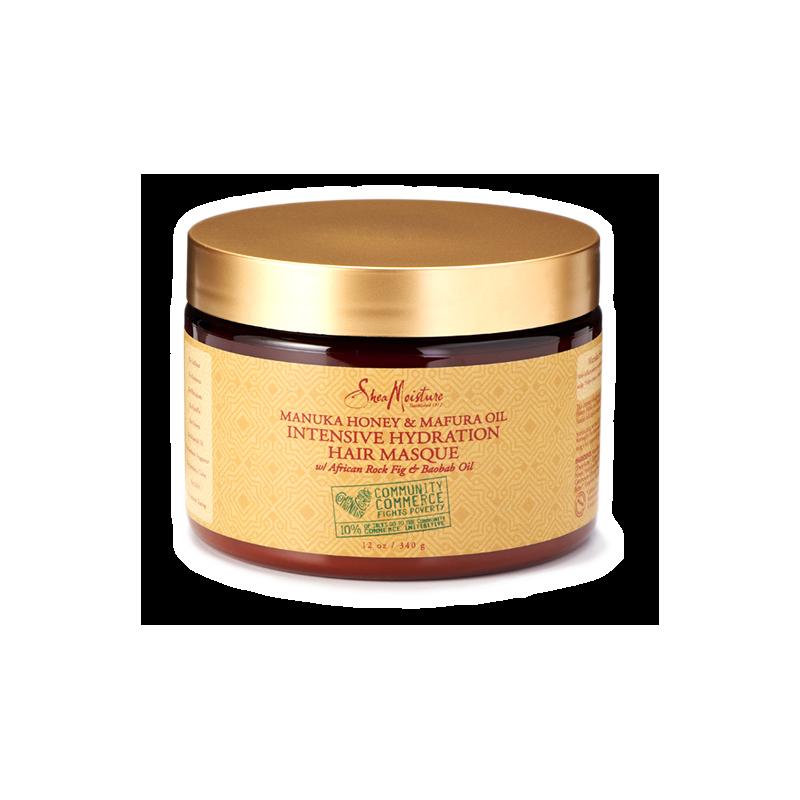 Manuka Honey & Mafura Oil Intensive hydration Masque