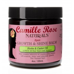 Camille Rose Naturals - Baume Activateur de Pousse - Ajani Growth & Shine Balm