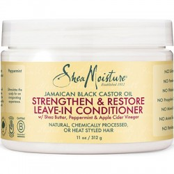 JAMAICAN BLACK CASTOR OIL Strengthen, Grow & Restore Leave-In Conditioner
