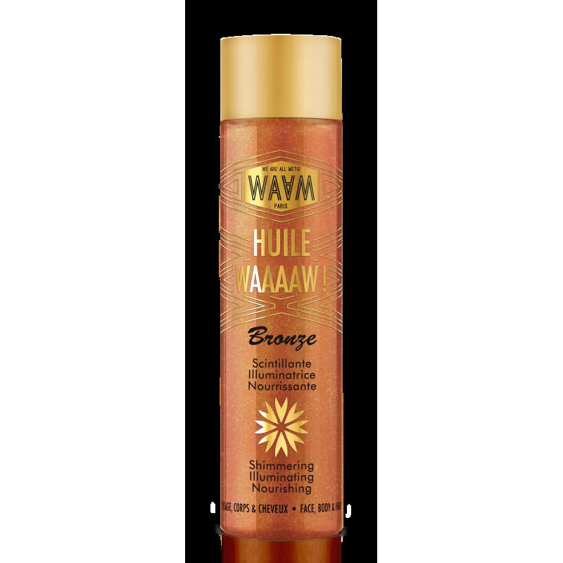 WAAM - Huile WAAAAW - Bronze