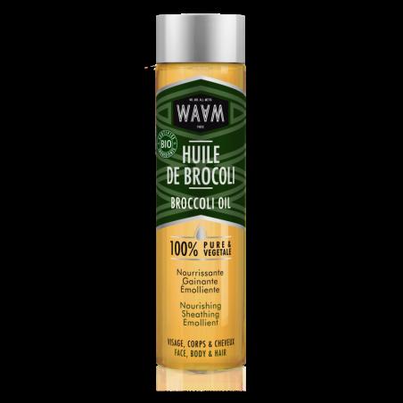 WAAM - Huile de Brocoli Bio
