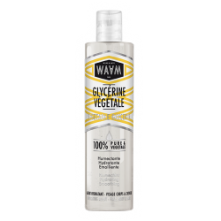Vegetable Glycérin WAAM 200 ml