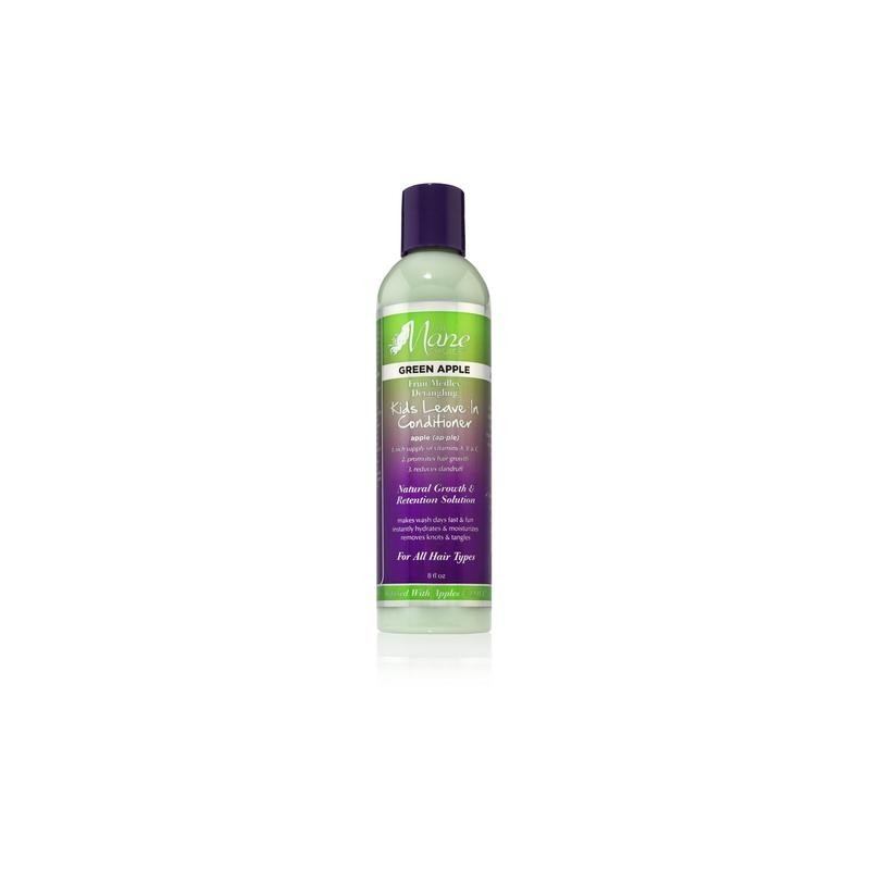Green Apple Fruit Medley Detangling KIDS Leave-In Conditioner