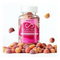 Hairfinity - Candilocks -Vitamines bonbons - Cerise