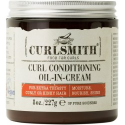 CURLSMITH - Leave-in Ultra Hydratant - Curl Conditioning Oil-in-Cream