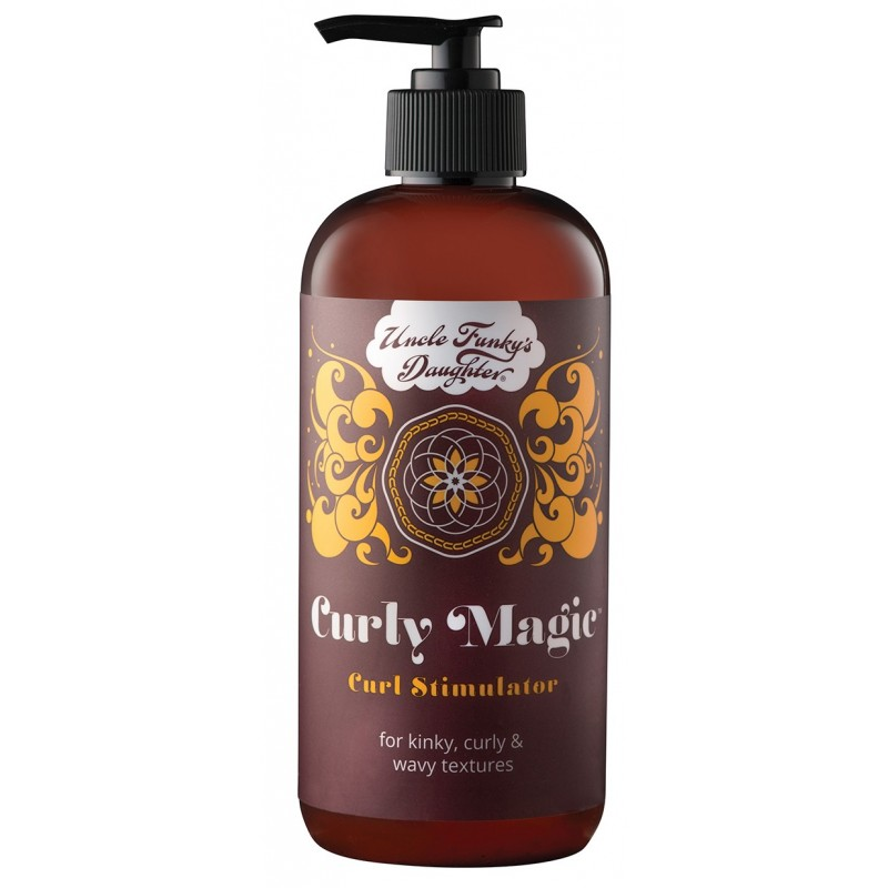 Taille Extra ! Curly Magic Gelée activatrice de boucles - 946ml