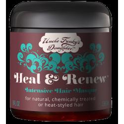 Masque à la Protéine de Soie - Heal and Renew