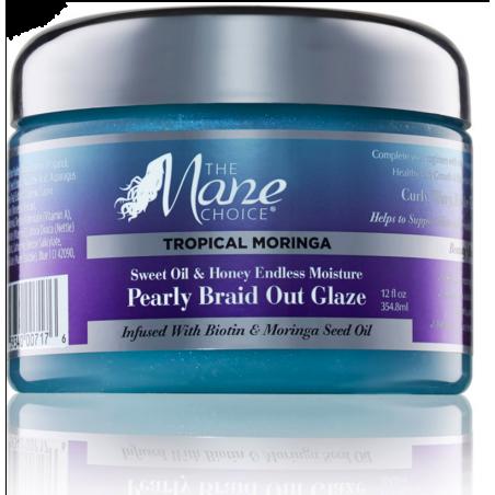 Tropical Moringa Endless Moisture Pearly Glaze Gel