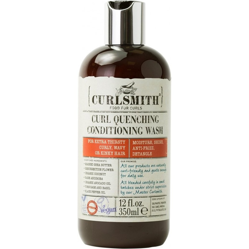 CURLSMITH - Crème Lavante Curl Quenching Conditioning Wash 350 ml