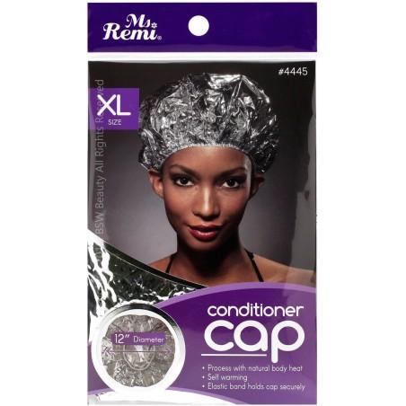 Bonnet auto-chauffant Silver conditionning Cap XL