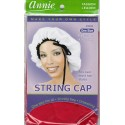 Bonnet en satin - String Cap - Couleur