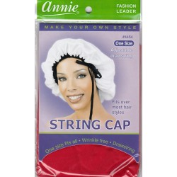 Satin Sleep Cap - String Cap - Colors