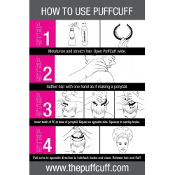 The PuffCuff - Junior- Lot de 2