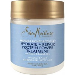Manuka Honey & Yogurt - Traitement Protéiné Intense 227 gr .