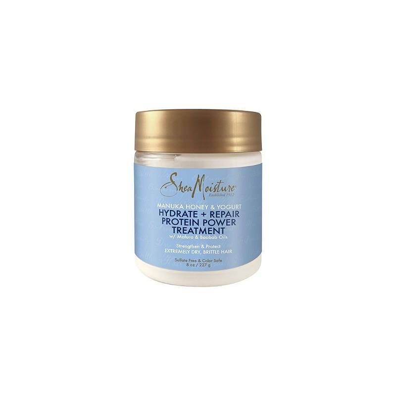 Manuka Honey & Yogurt - Traitement Protéiné Intense 227 gr