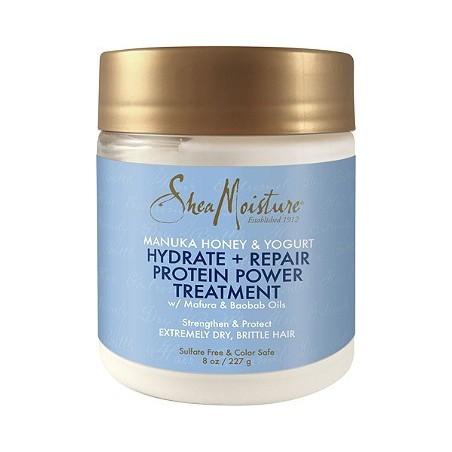 Manuka Honey & Yogurt - Traitement Protéiné Intense 227 gr .