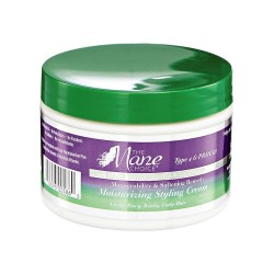 Hair Type 4 Leaf Clover Moisturizing Styling Cream