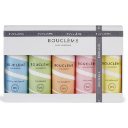 Travel Kit Bouclème - Mega Set