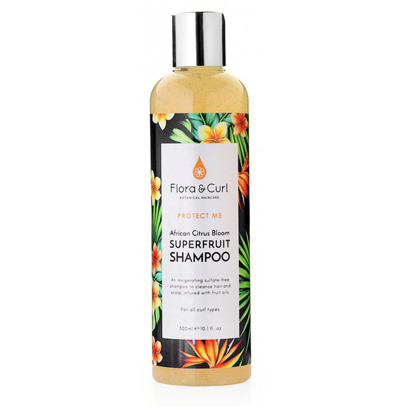 African Citrus Shampoo