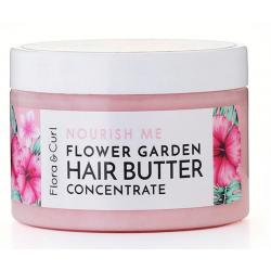 Beurre à la Rose - Flower Garden Hair Butter - 120 gr