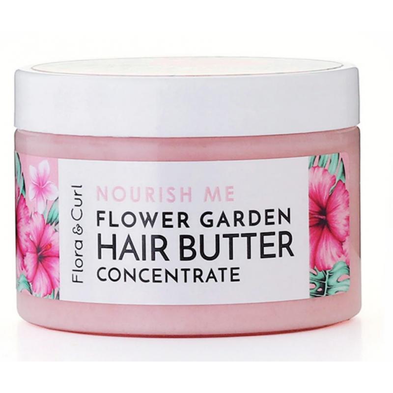 Flower Garden Hair Butter - 120 gr