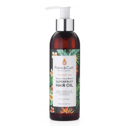 African Citrus Bloom Scalp & Hair Oil