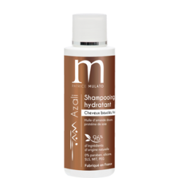 Mulato Moisturizing shampoo Curly, frizzy hair