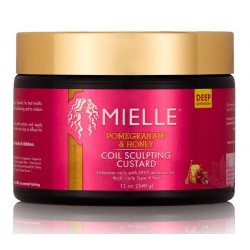 Mielle Organics - Pomegranate & Honey Coil Sculpting Custard