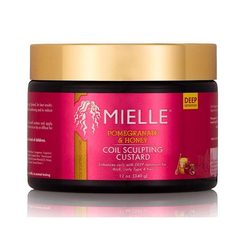 Mielle Organics - Pomegranate & Honey Curling Custard