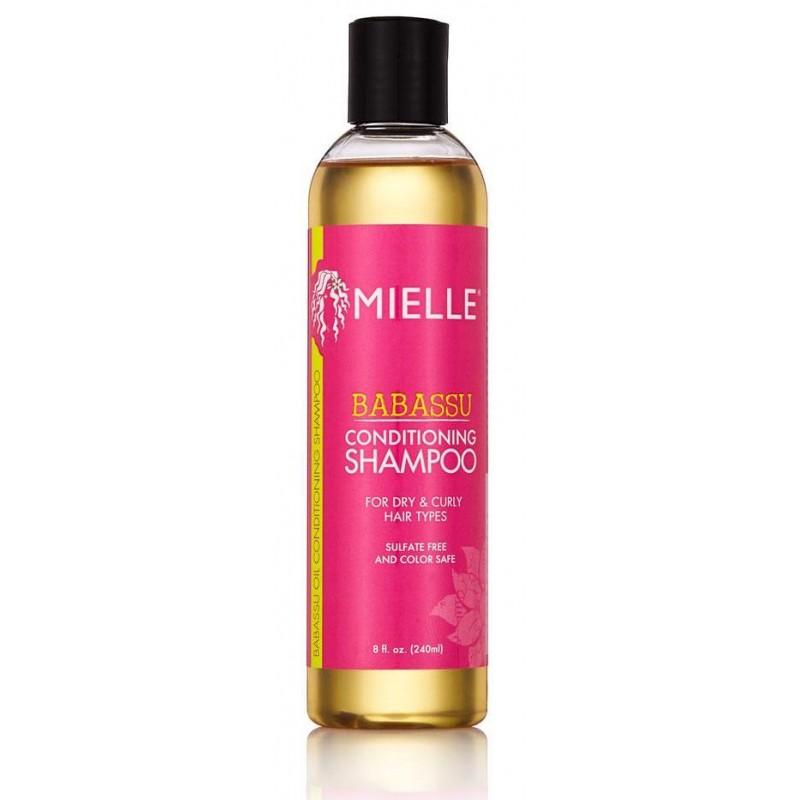 Mielle Organics - Babassu Oil Conditioning Sulfate-Free Shampoo