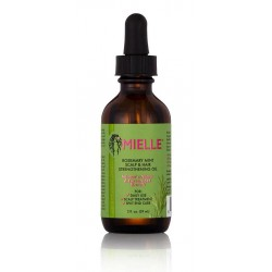 Rosemary Mint - Huile Fortifiante Cheveux et Cuir Chevelu