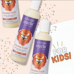 Crème Hydratante Creamy Curls - Kinder Curls