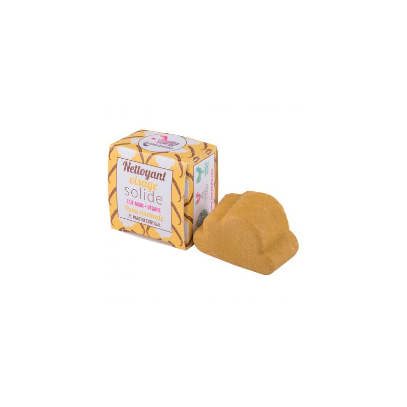 Nettoyant Visage Peau Normale au Jasmin - Lamazuna - 100% naturel