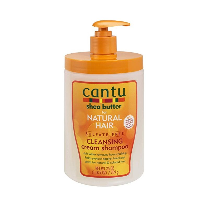 Cantu Natural - Shampoing Crémeux Taille Extra 709 gr