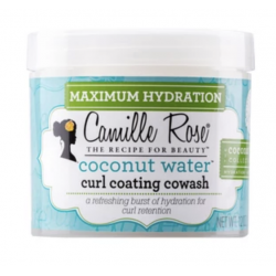 Cowash Activateur de Boucles au beurre de Ghee - Curl Coating Cowash - Coconut Water Collection - Camille Rose
