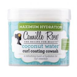 Cowash Activateur de Boucles au beurre de Ghee - Curl Coating Cowash - Coconut Water Collection - Camille Rose