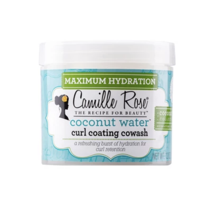 Curl Coating Cowash - Coconut Water Colletction - Camille Rose