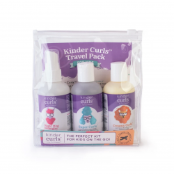 Travel Pack Kinder Curls - 3 x 100ml