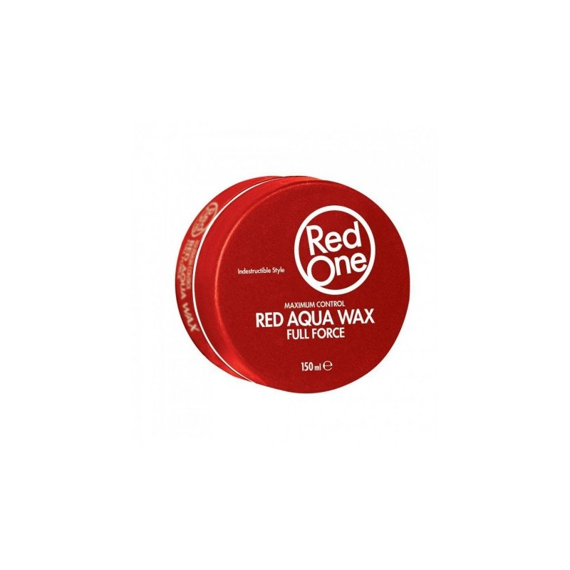 Red One - Cire Maintien Ultra Fort Red Aqua Wax