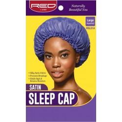 Satin Sleep Cap - Large -...