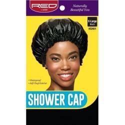 X Large Shower Cap Black