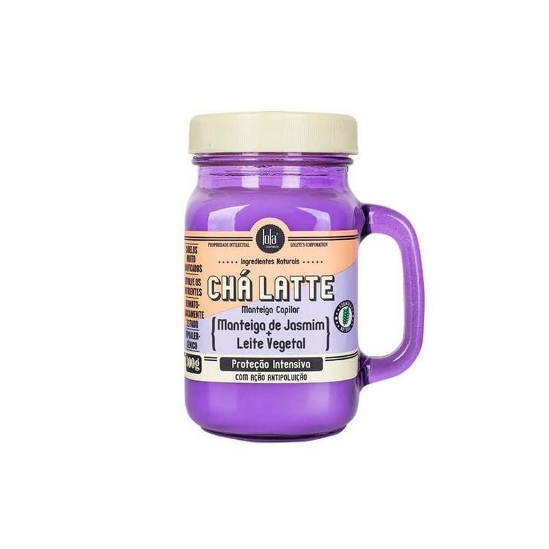 Cha Latte - Masque hydratant au jasmin et lait végétal - Activateur de pousse