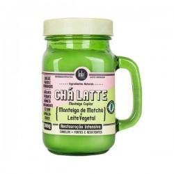 Cha Latte - Masque Hydratant au matcha et lait végétal - Renforce et Protège