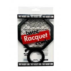 Racquet Twist Comb - Raquette Pour Les Twists