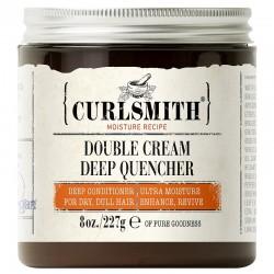 Curlsmith - Masque Ultra Hydratant - Double Cream Deep Quencher -