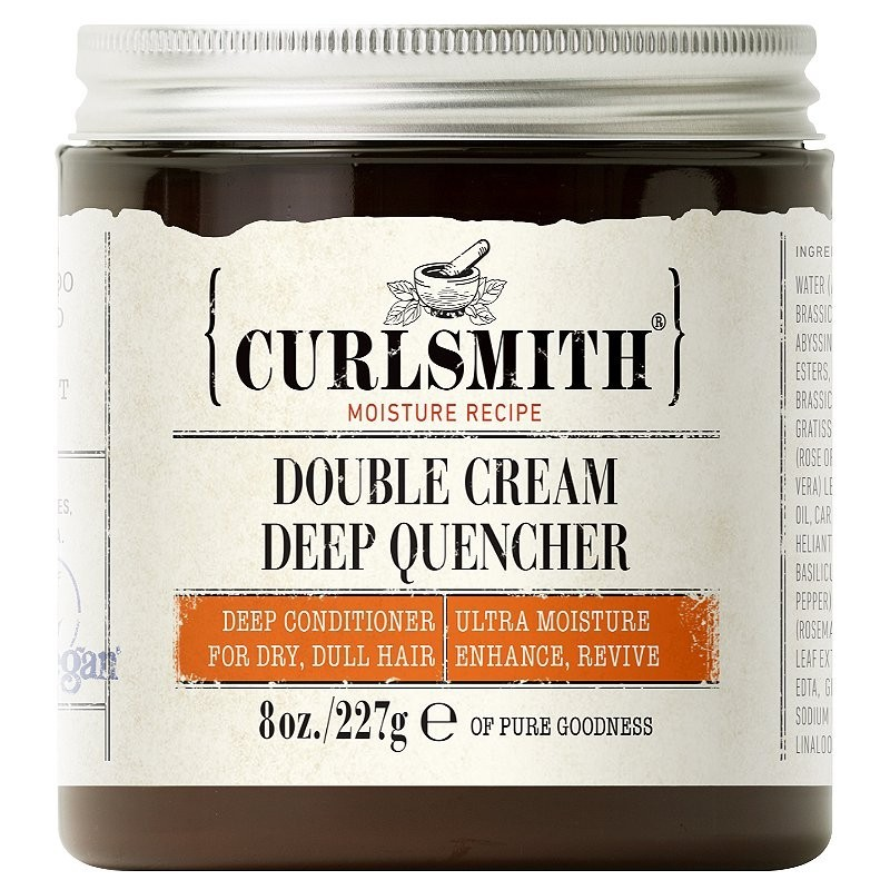 Double Cream Deep Quencher - Ultra Hydrating Mask